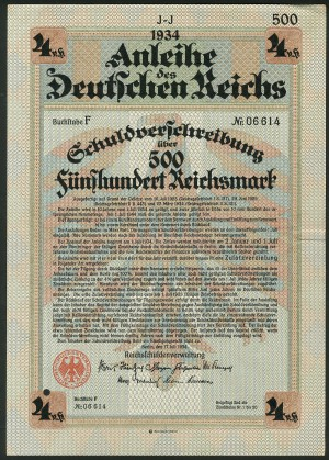 Loan of the German Reich of 1935